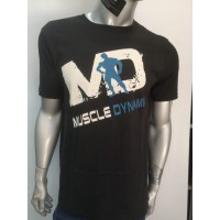 MD Tshirt - MD Black